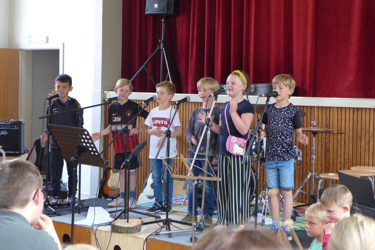 Sommerkoncert på MRS