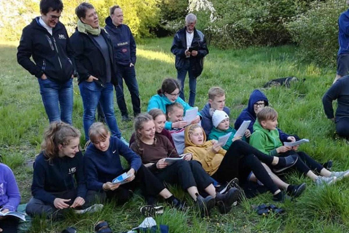 Margrethe Reedtz Skolens årlige fælles lejrskole